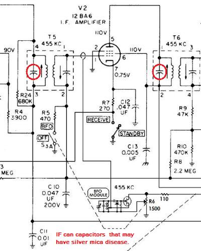 Hallicrafters Radio Schematics likewise Ke5ema furthermore S120 in addition S120 as well Hallicrafters S 38 Schematic. on hallicrafters s 120 schematic
