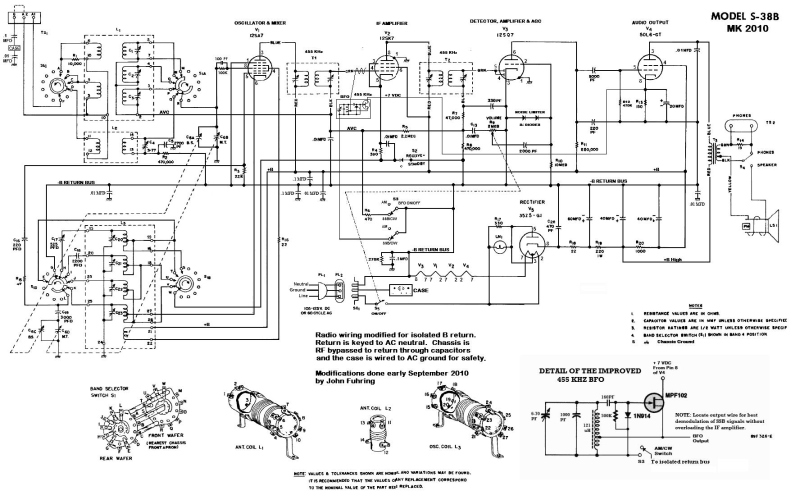 S Bschematicirb on 1957 Chevy Radio Wiring Diagram